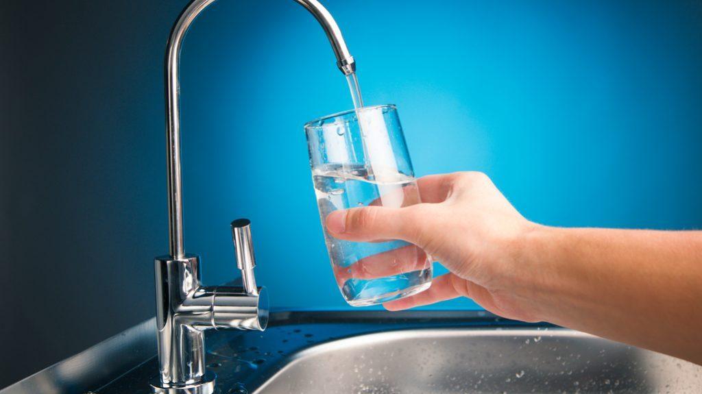 L'acqua e i suoi vantaggi